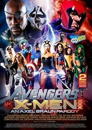 i avengers xxx