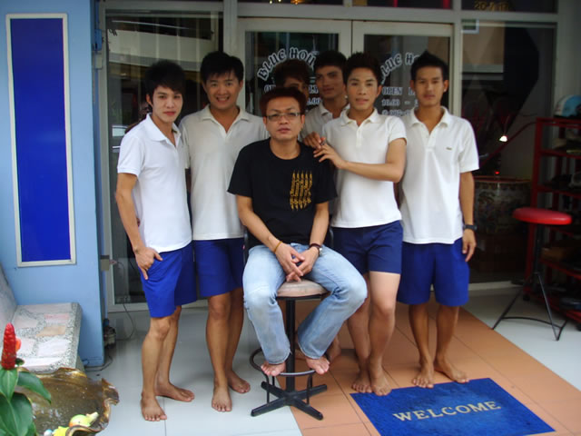 pattaya men massage
