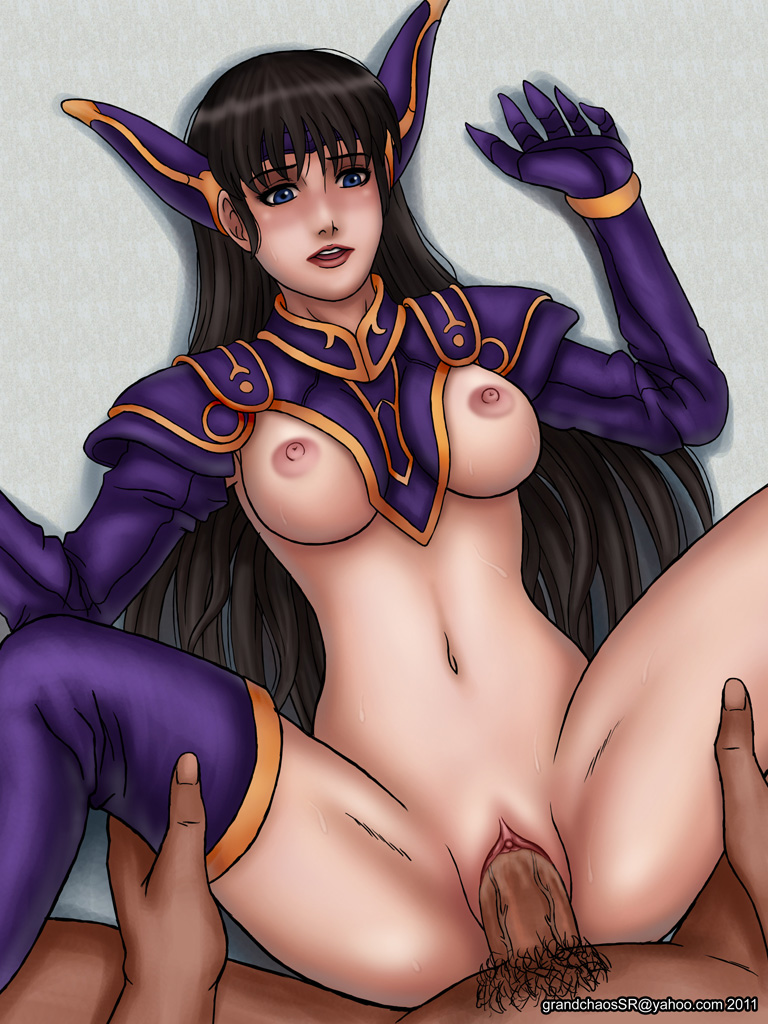dragoon legend porn