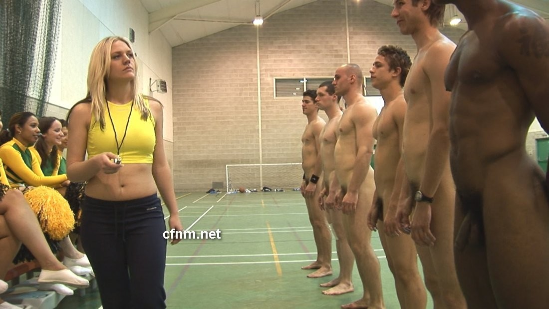 gym s naked men women in