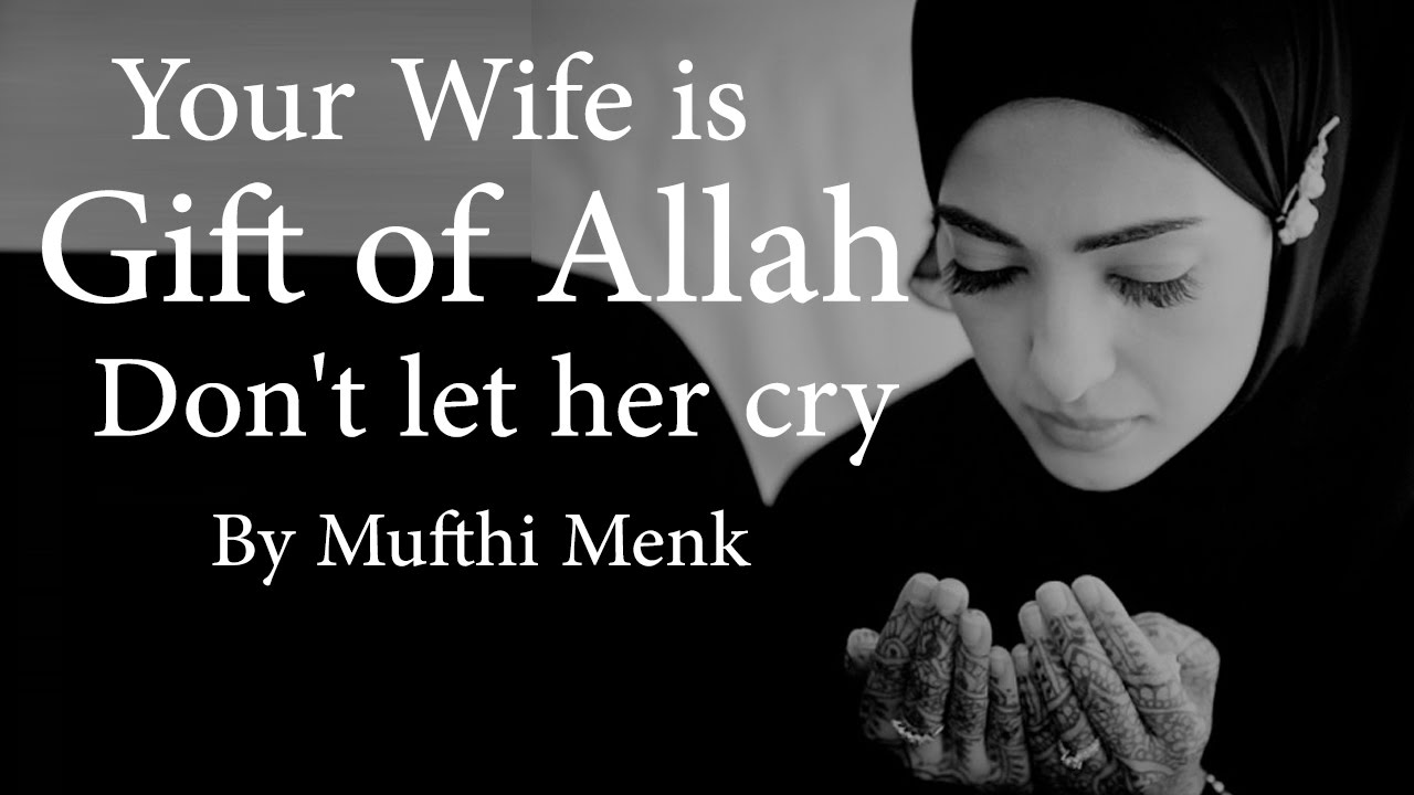 girl wife showing cry
