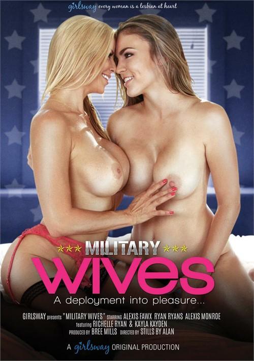 army xxx wives lesbian