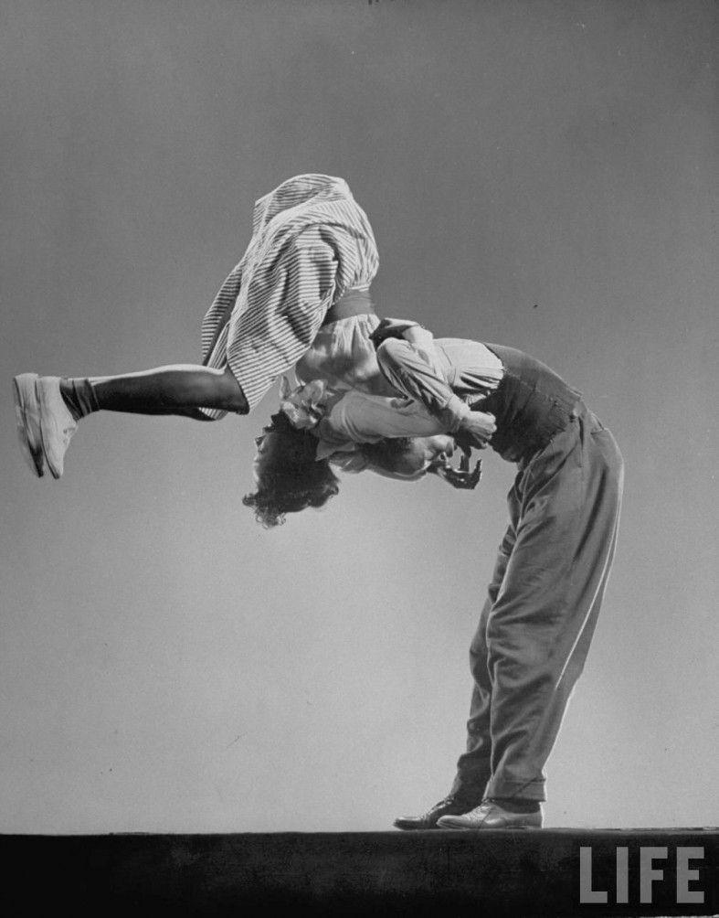 vintage jazz dance