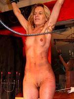 tgp bondage whip pain