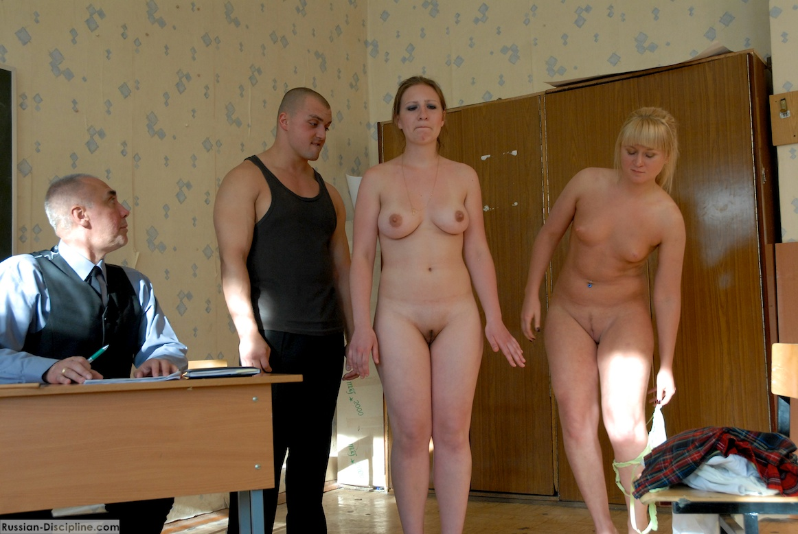 caning girls naked receive