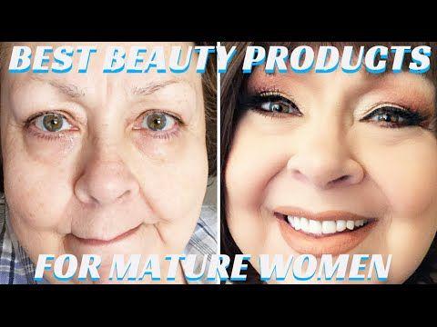 mature for makeup organic skin