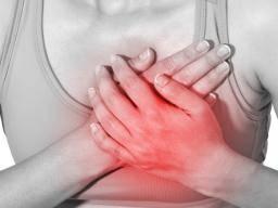 breast ache under