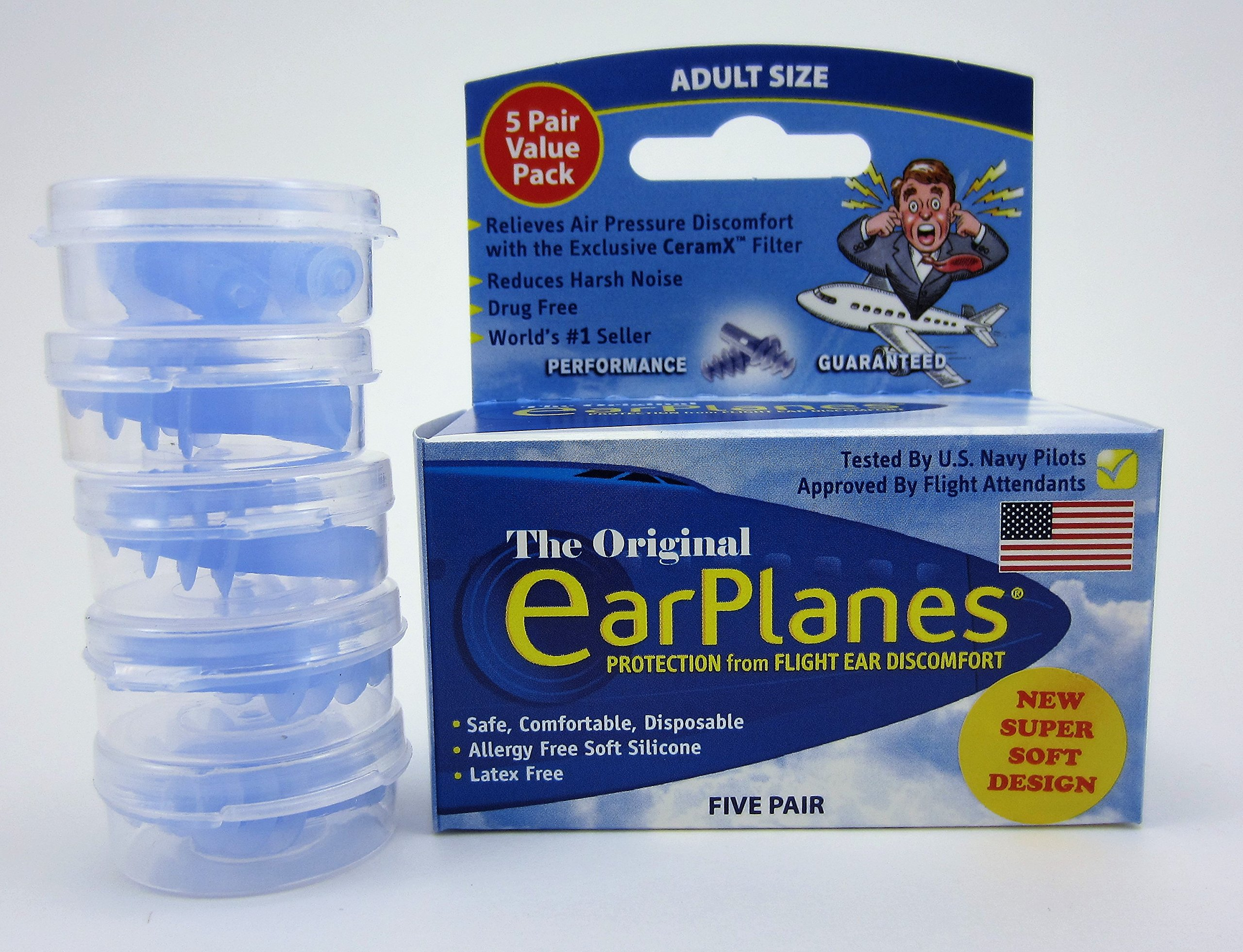 ear airplane plugs adult