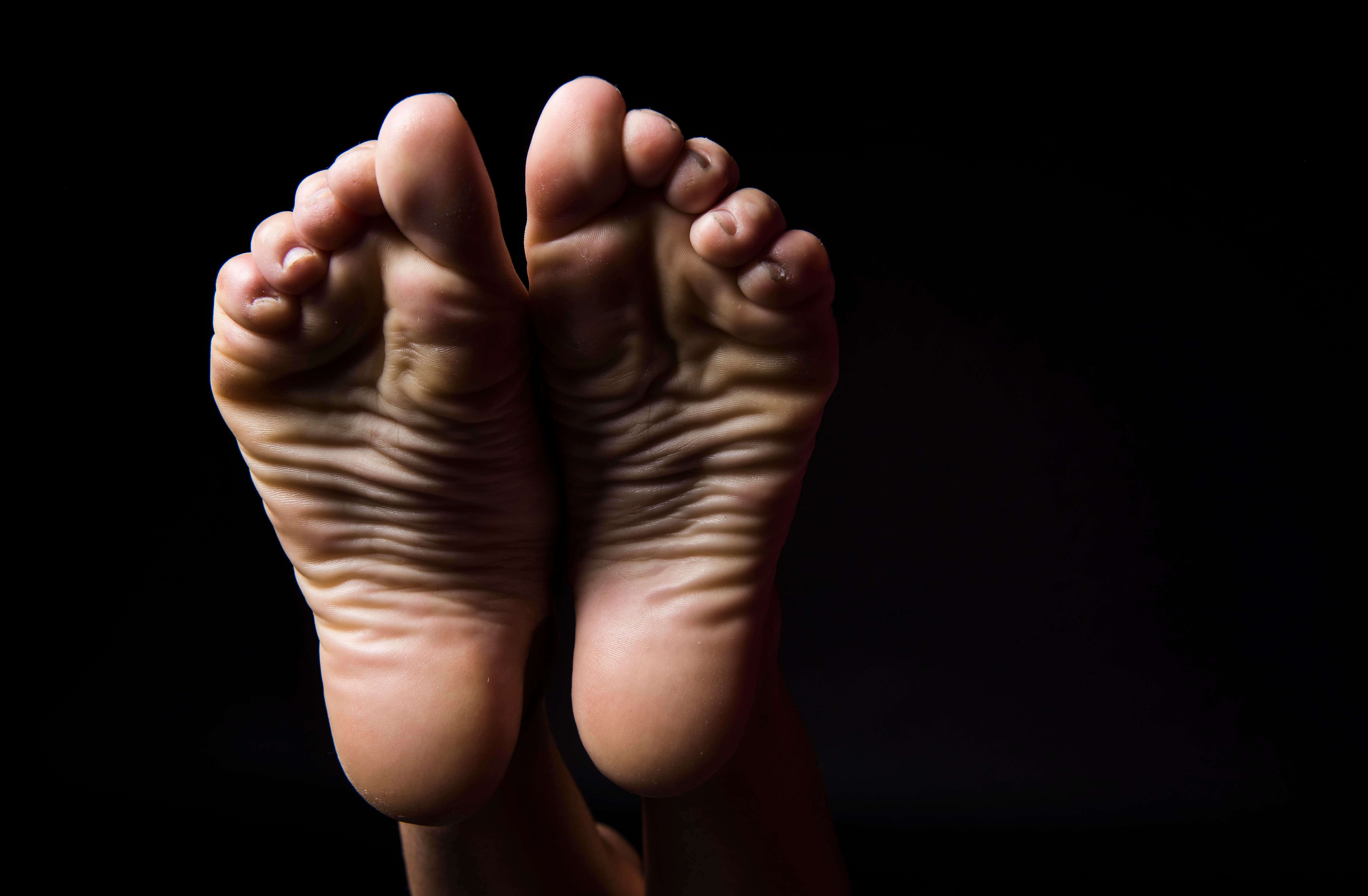 cute chinese feet