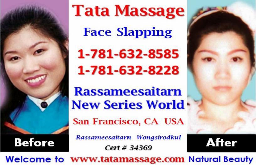 face slapping massage