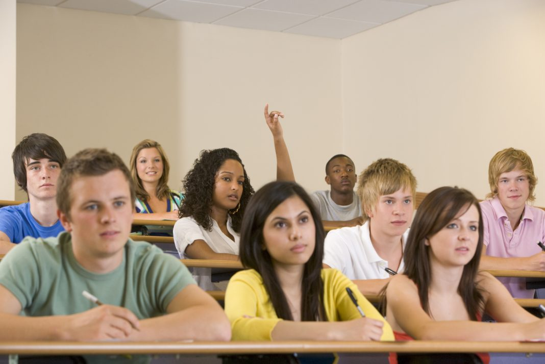 mature students up high get advice