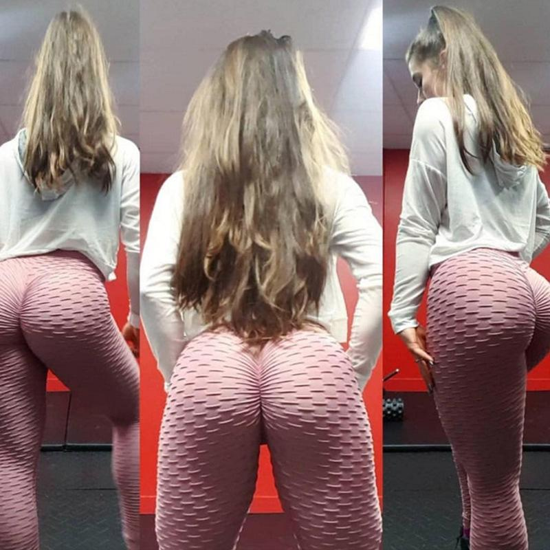 ass yoga pants licking