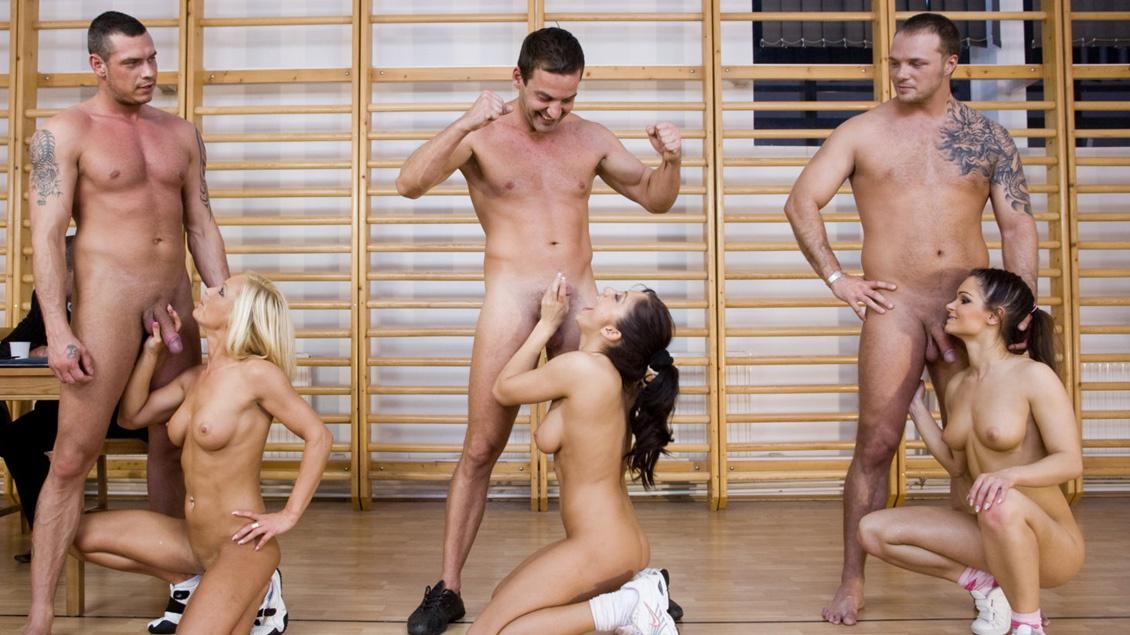 group full porn