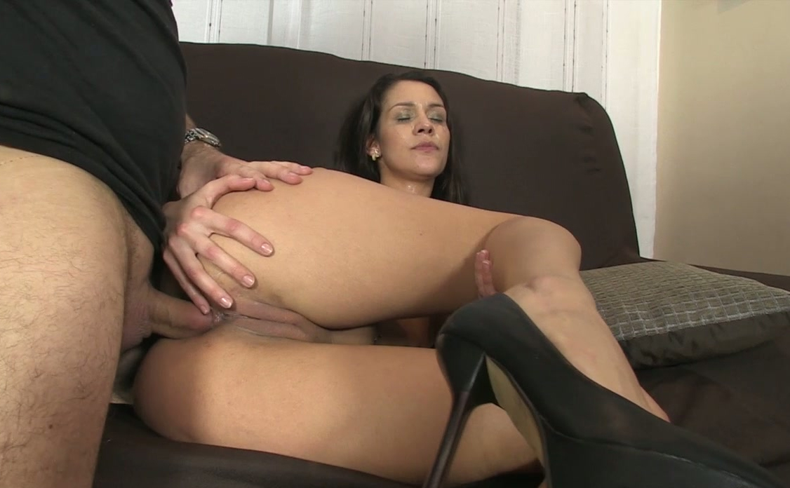 stockings maid french job blow