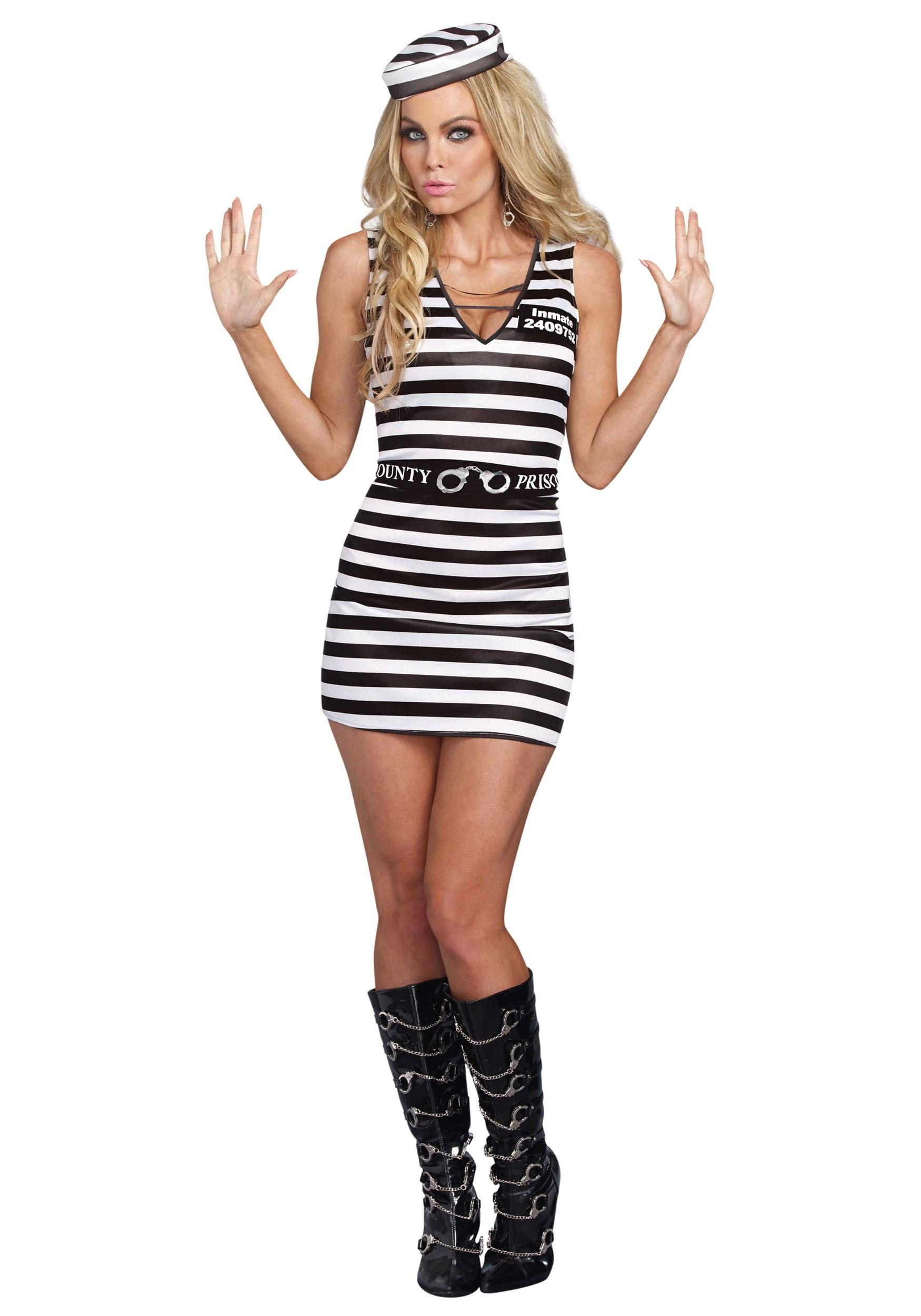 prisoner sexy costume