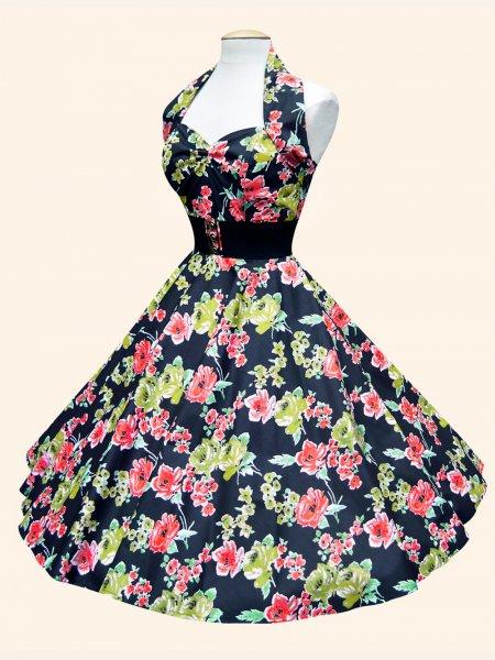 halter dress vintage