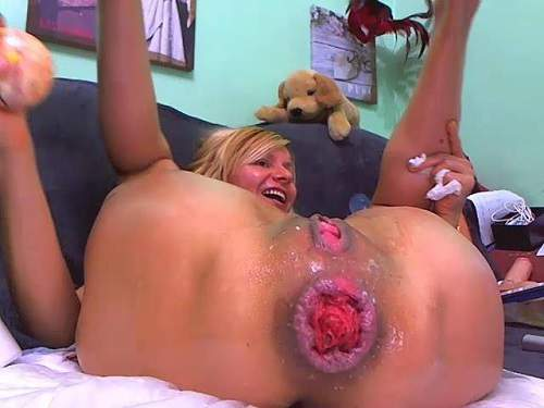 anal toy russian