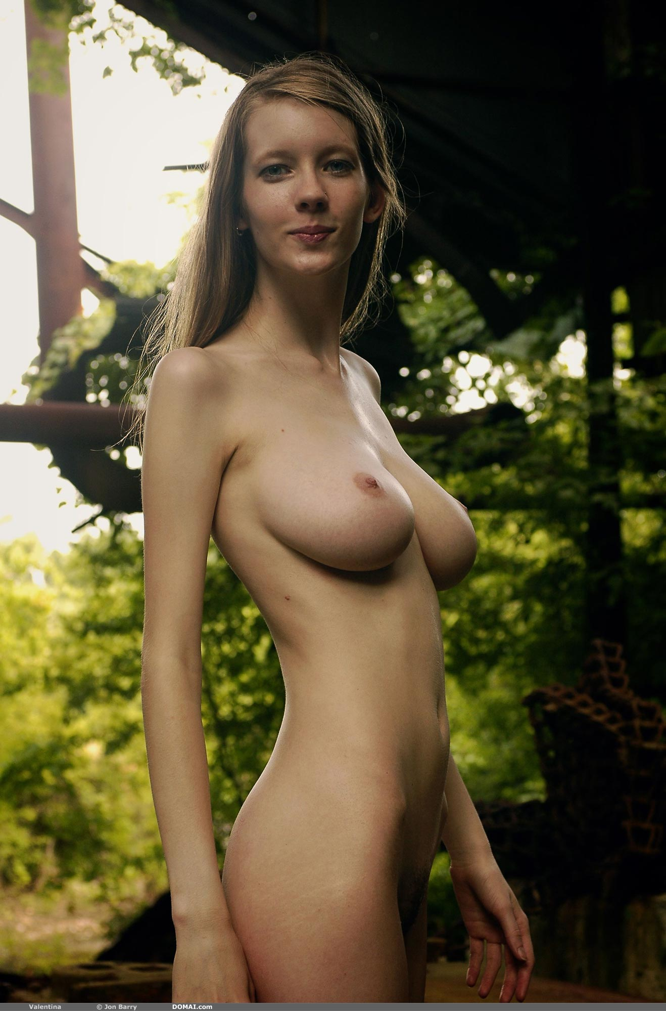 big skinny young tits