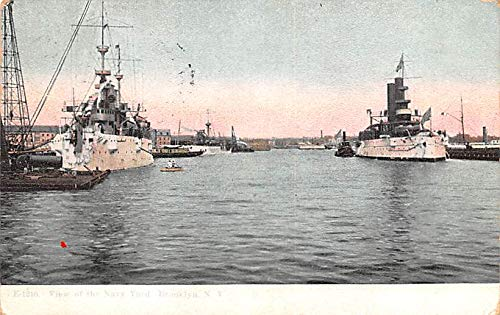 us postcards navy military vintage