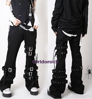 bondage pants diy