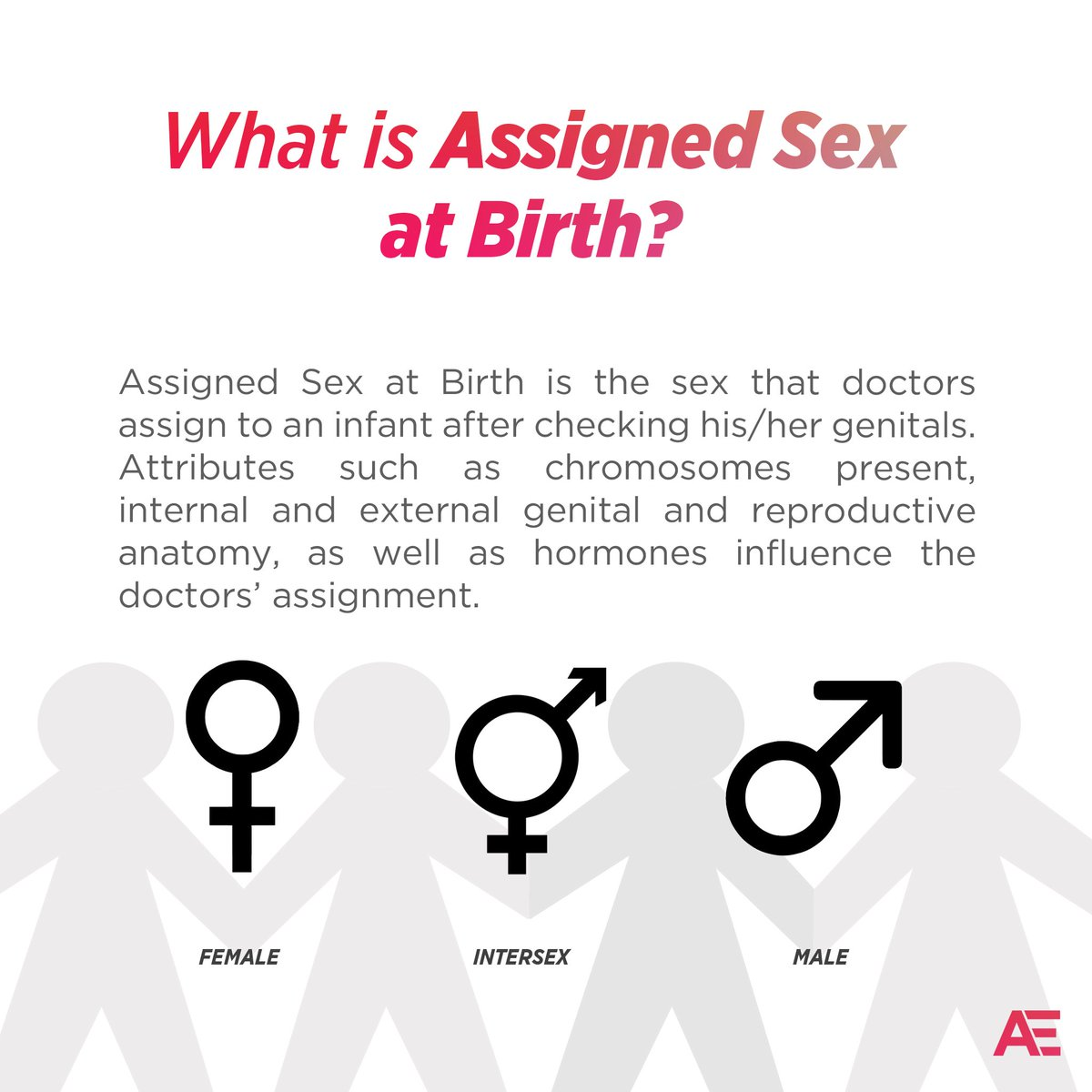 sex assigned at birth