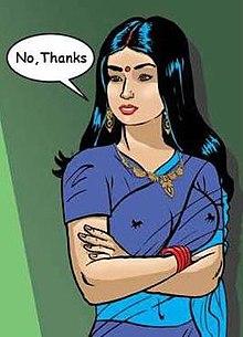 indian bhabhi cartoon
