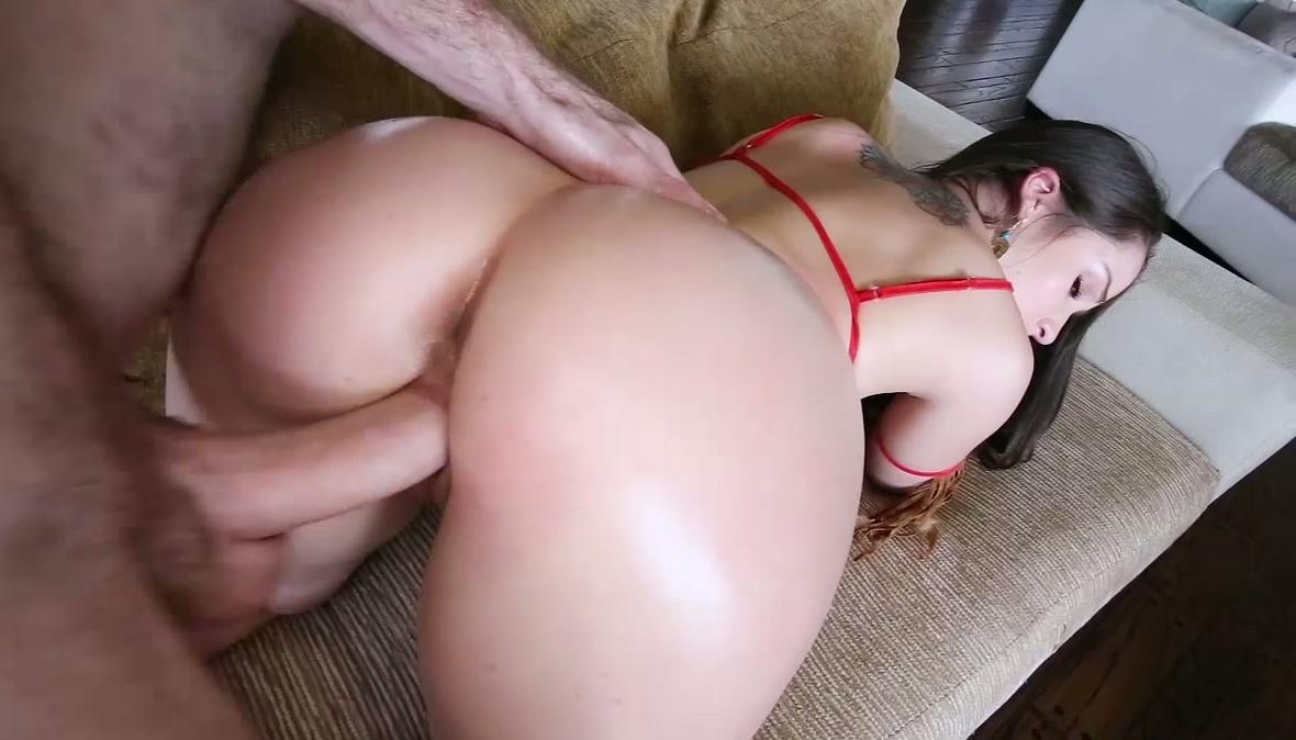 anal preg asian