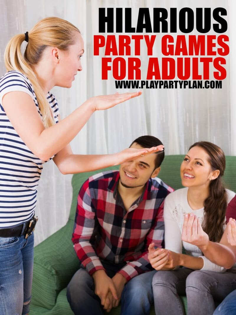 adults free games for mature party