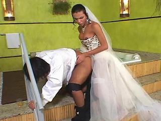 groom fuck bride