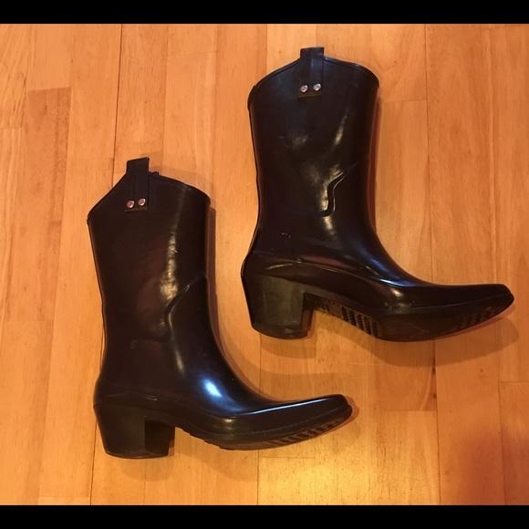 rubber boot fetish