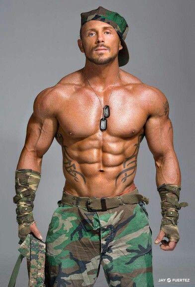 muscular australia escort