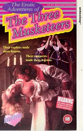 the musketeers erotic adventures of