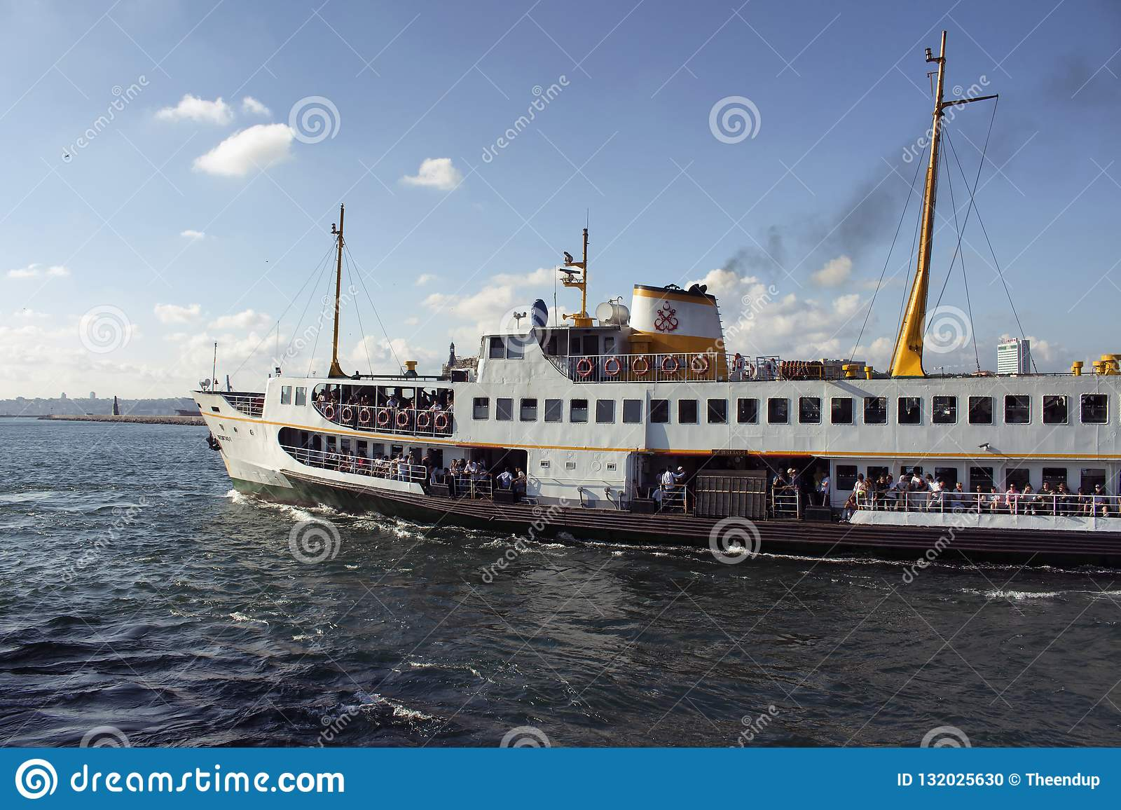 ferry boats asian