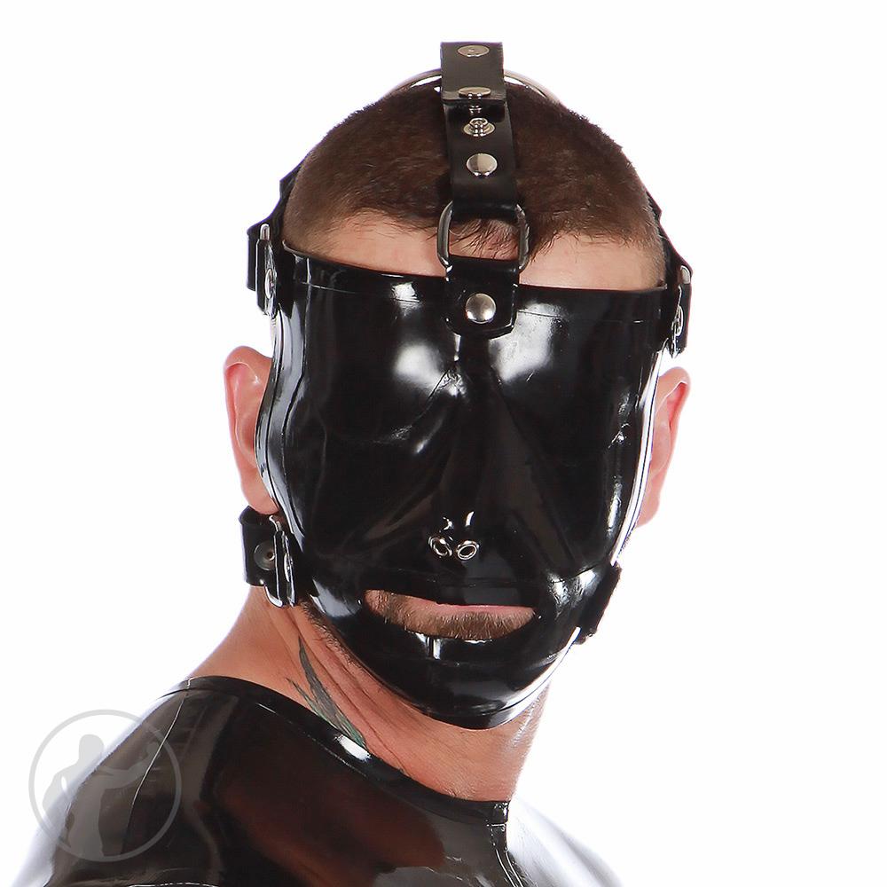 masks fetish rubber
