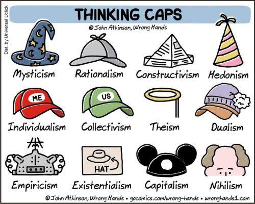 cartoons comic strips constructivism