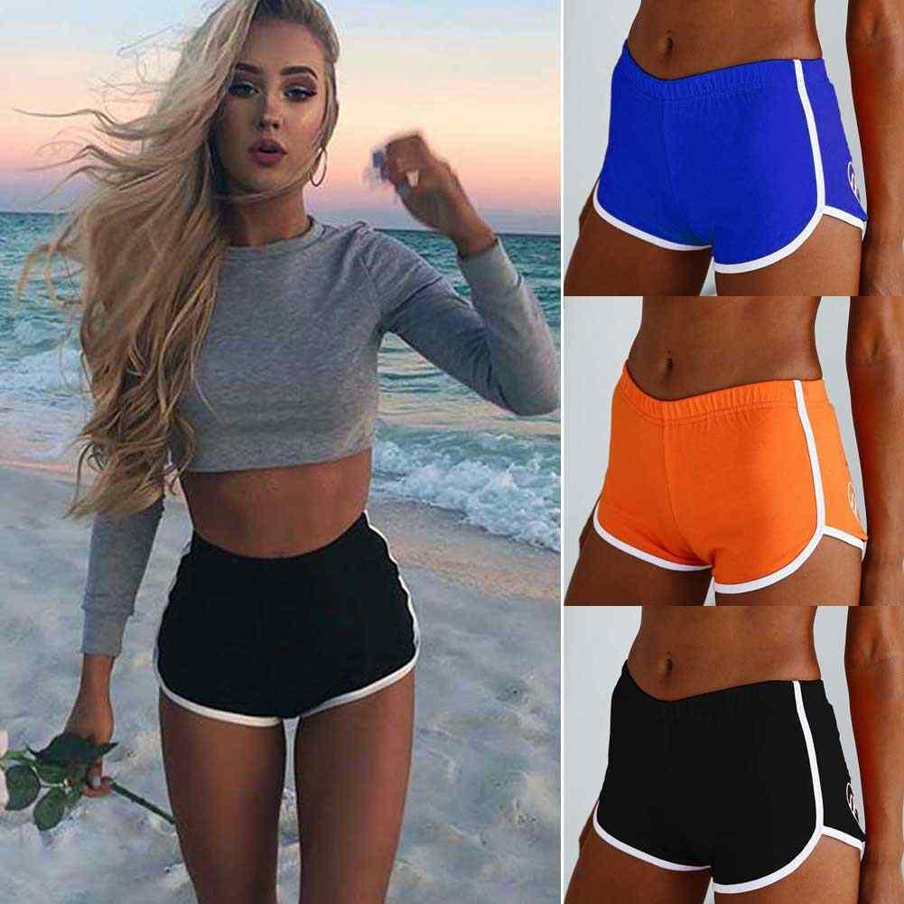 shorts in girls gym