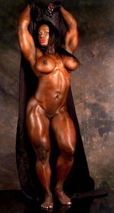women hardcore bodybuilder nude