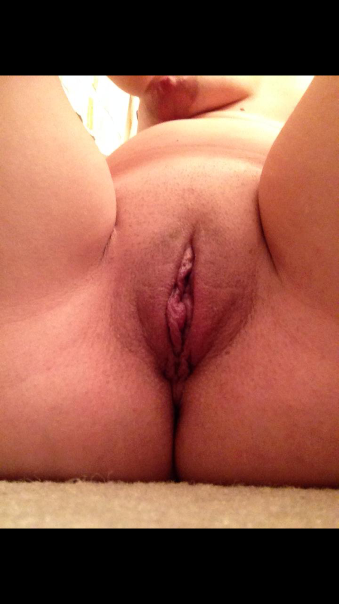 pussy up close pregnant