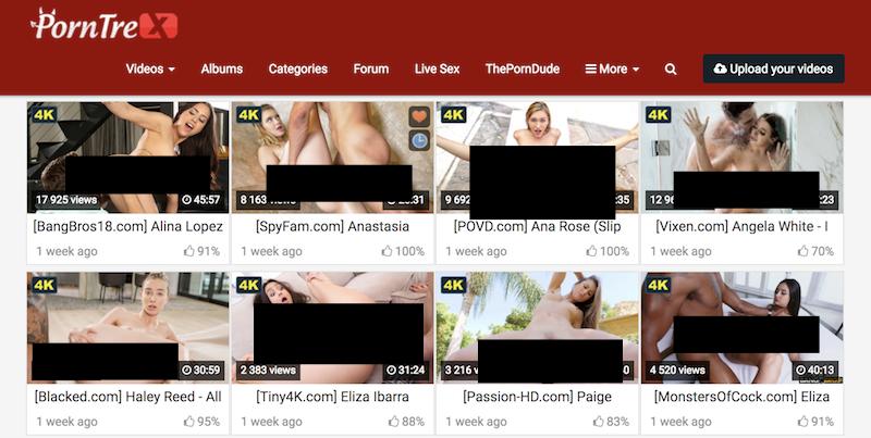 content porn free