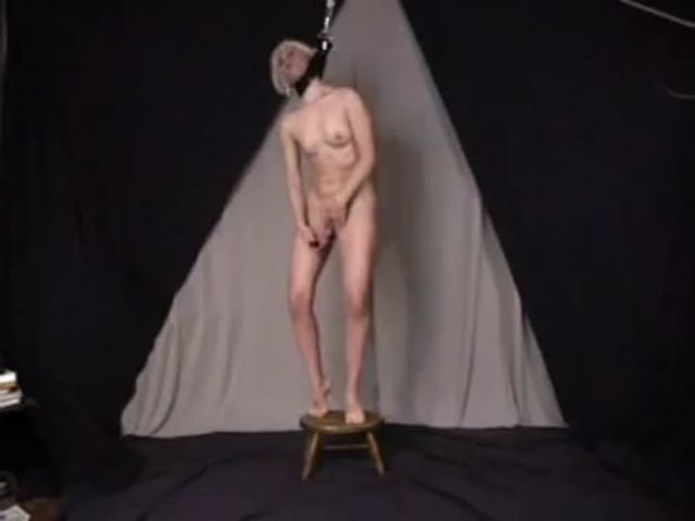 slut hanging extreme