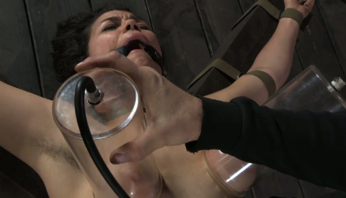 anal insertion surprise