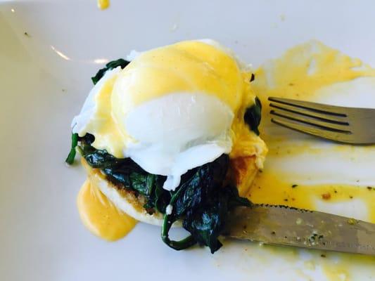 cafe the egg naked