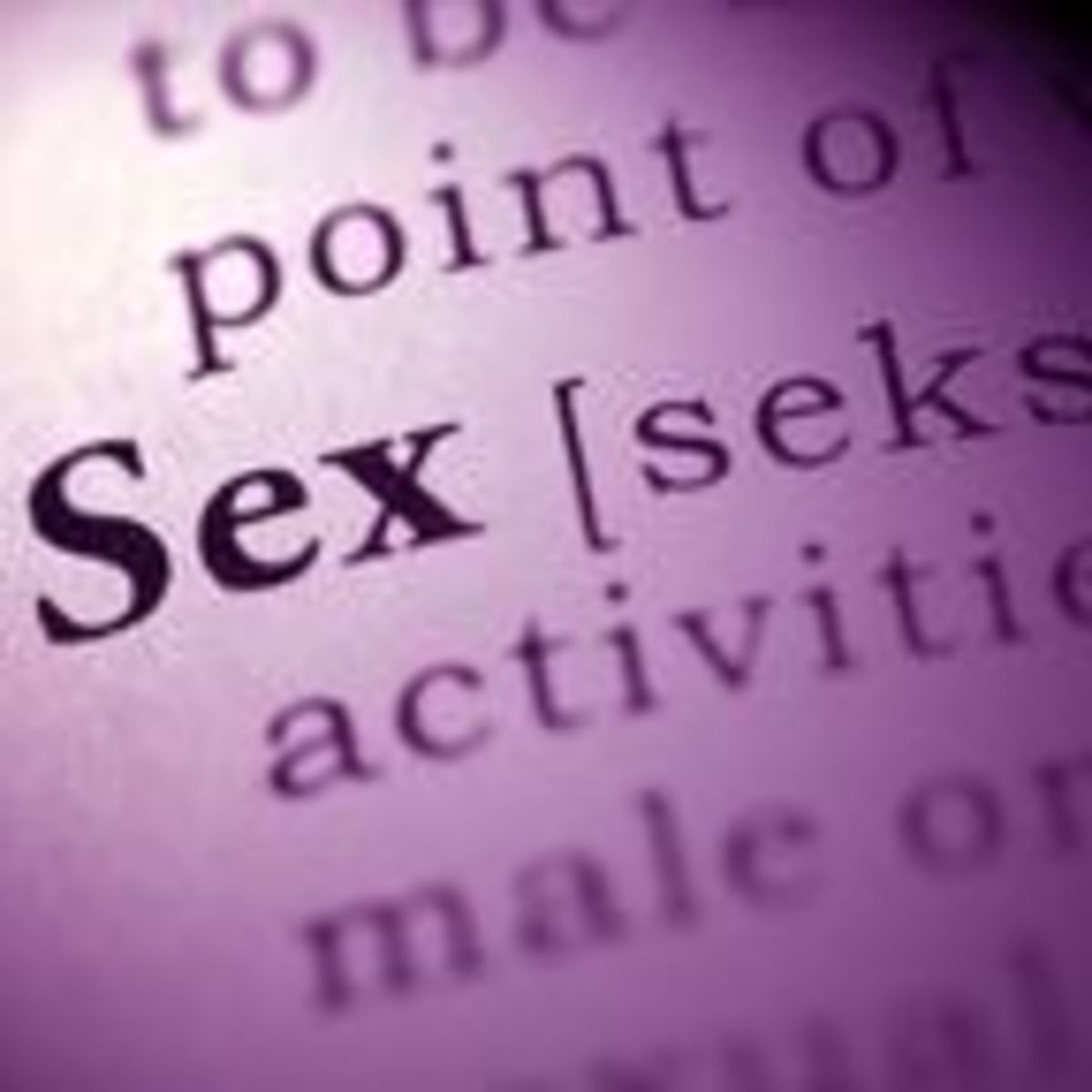 sexual behavior standard benefits single of