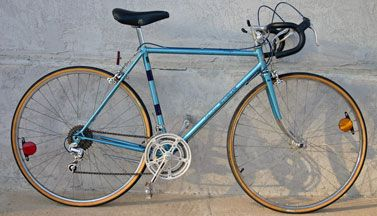 motobecane bicycles mirage vintage