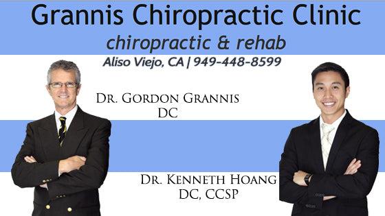 chiropractic gordon dr grannis