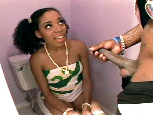 black girls nasty sucking dick