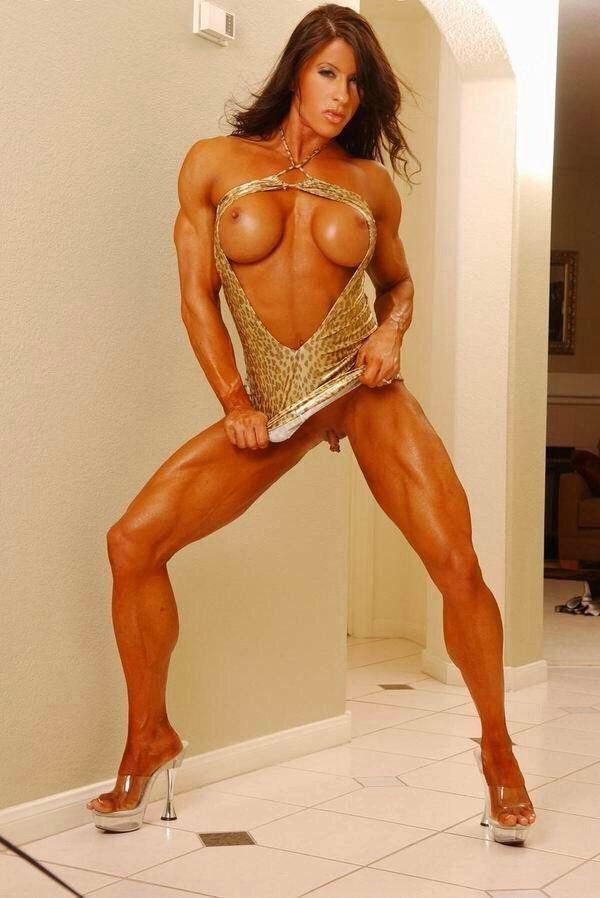 nude pics muscular women