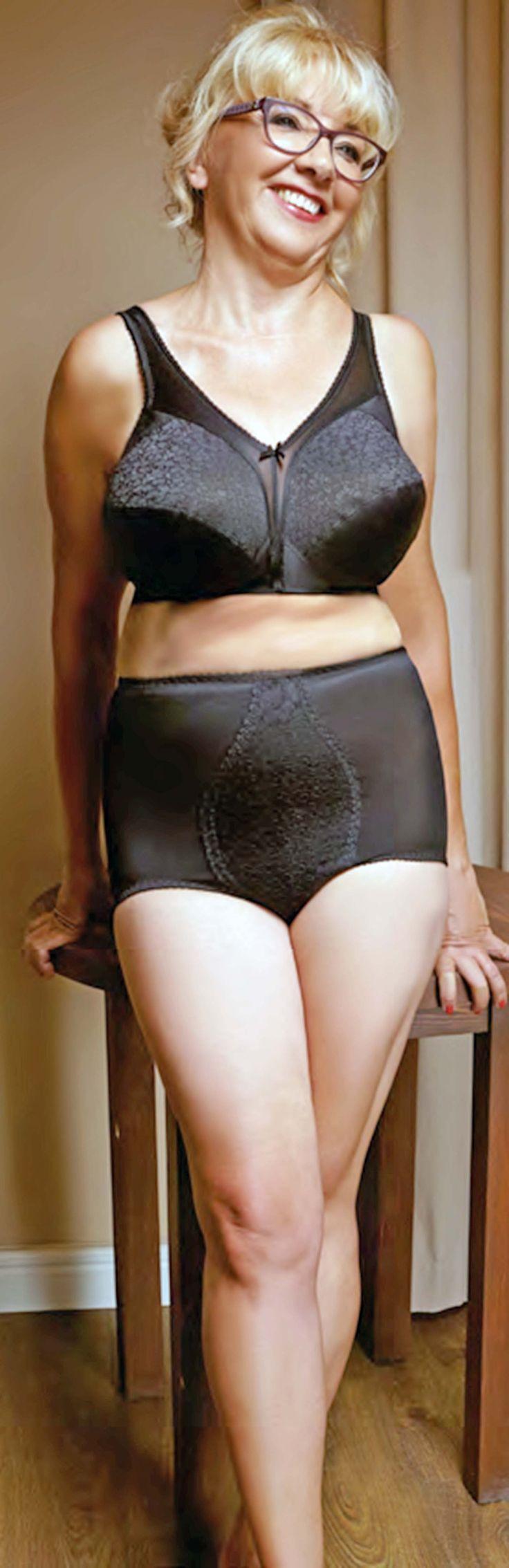 my want sex wearing girdle i