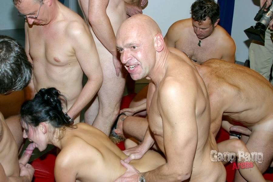orgy gang group