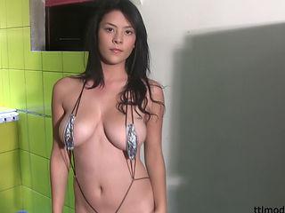 tube red milf bikini hot fuck